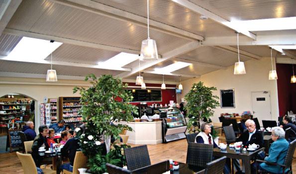 La Hogue Cafe