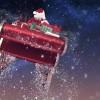 """Santa Claus is coming to…"" La Hogue Farm"