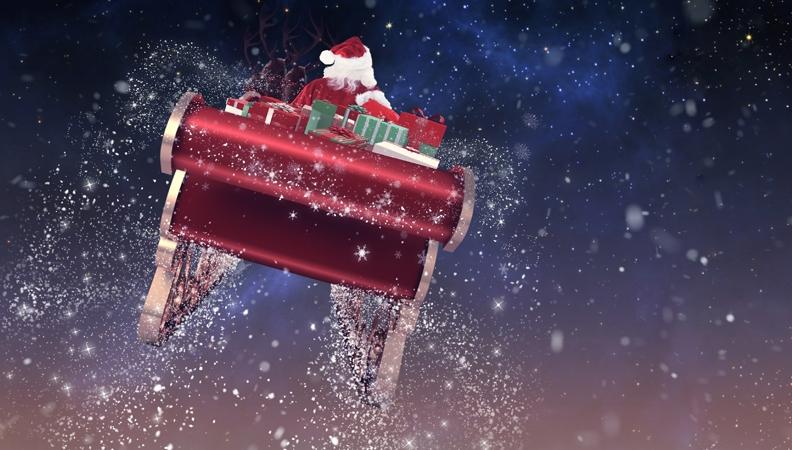 Image of Santa's Sleigh