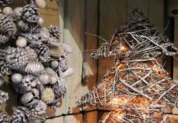 Christmas Barn grand opening 2014