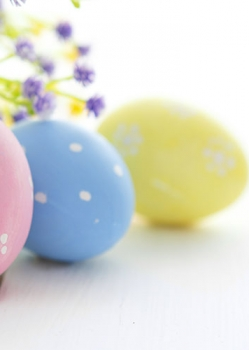 Easter opening hours – 2016