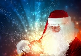 Father Christmas is coming to La Hogue!