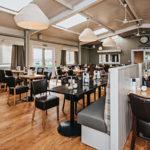 Newly refurbished Café